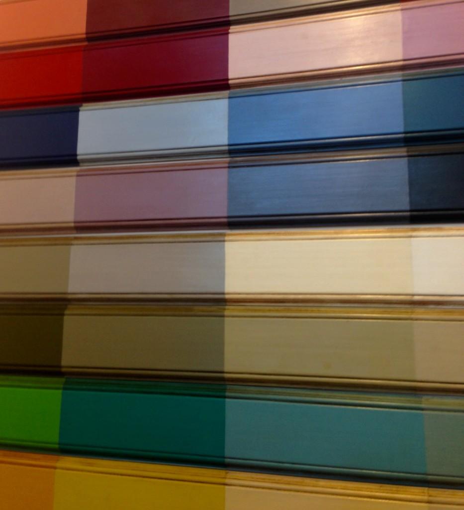 no boredom in this color board